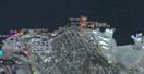 Kart over aktuelle skipsanløp Kirkenes havn